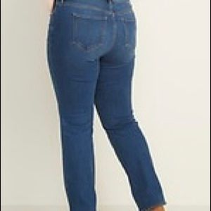 High-Waisted jeans 26 plus